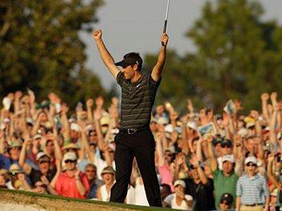 Masters 2011 Winner Masters Winner on Charl