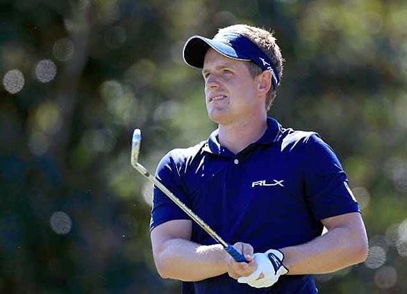 1 golfer in the world
